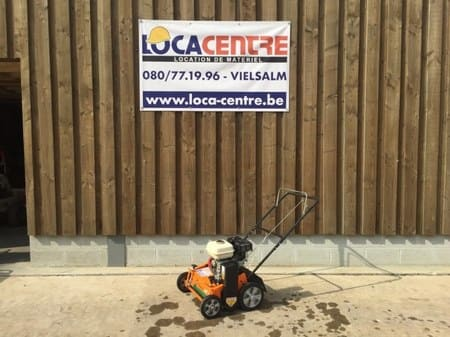 Locacentre - Vielsalm - Location scarificateurs